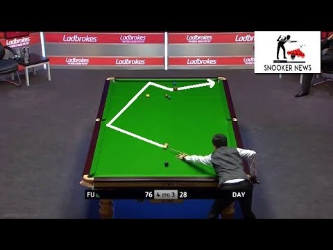 Marco Fu vs Ryan Day very tugh match and Incredible Steal of Snooker Frame2018 Snooker New
