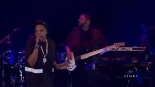 Jay Z - Friend Or Foe & Where I'm From (Tidal Live)