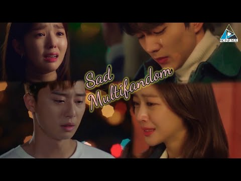 Heart breaking💔 |korean mix | Sad multifandom 😢| korean mix sad Hindi song | K pop Mix studio