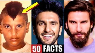 Video 50 Facts You Didn't Know About Ranveer Singh MP3, 3GP, MP4, WEBM, AVI, FLV Februari 2019