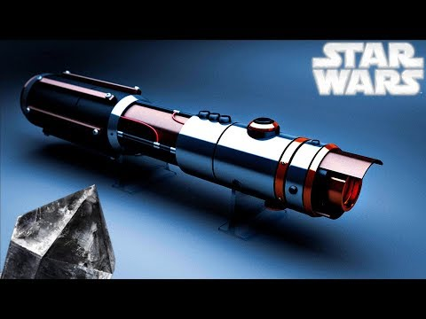 Star Wars UNVEILS BRAND NEW Lightsaber Crystal Type! (Canon)