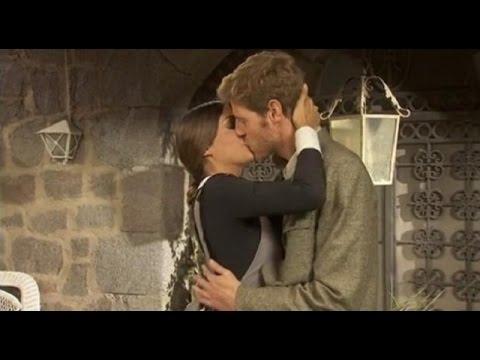 il segreto - mariana e nicolas fanno pace e si baciano