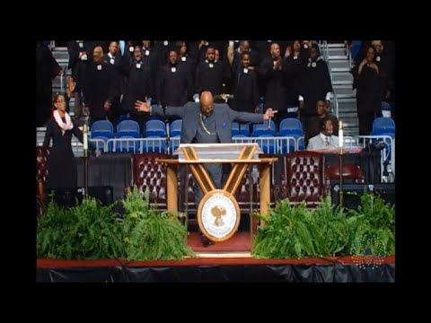 They Having Church! (107th Holy Convocation) COGIC