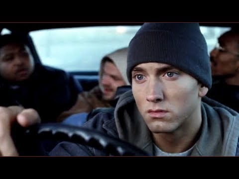 8 Mile (2002) - F*** Tupac Scene - Eminem Movie