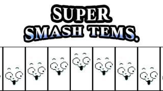 SSB4 Intro Temmie Remix [SSB x Undertale]