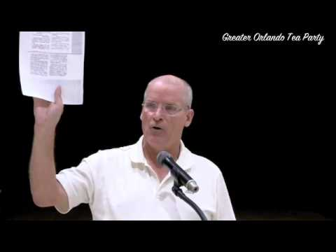 Rodger Dowdell – Greater Orlando Tea Party – 7/15/2014