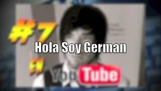"""La polémica de esta semana Los BotsGerman Garmendia creador del famoso canal Hola Soy German  esta siendo acusado por usar BOTS para el crecimiento de su canal. Si aun no saben quien es este personaje, les dejo el link de su canal:http://www.youtube.com/user/HolaSoyGermanToda esta polémica se dio a conocer por la existencia de dos Videos subidos a YouTube por el mismo German:#1 Video: Lleva como Titulo """"INTERNET Y REDES SOCIALES""""Si pausamos el video en el Segundo 0:40, aparece una captura de pantalla de la propia computadora de German y se puede ver claramente en la sección de favoritos las Paginas de dudoso Uso, entre las paginas tenemos:-YouLikeHits-SocialClump-AddSocials(ESTAN PAGINAS ESTAN PROHIBIDAS POR YOUTUBE). Pueden ver el video aquí:http://youtu.be/_Loyr_RsuGg#2 Video: Lleva como titulo """"PROBLEMAS DE PAREJAS""""Si pausamos el Video en el minuto 1:28, podemos observar una captura de pantalla de la computadora de German, donde se ve claramente el uso de BOTS, entre ellas:-IncreaserSon paginas que ayudan a un usuario a generar visitas ficticias a sus paginas socialesVean el video aquí:http://youtu.be/7S-YqpUOeWE YoLorDestructor, usuario de Youtube, tubo la paciencia ver estos videos y descubrir el posible uso fraudulento de parte de German Garmendia y finalmente se dio a conocer por el mexicano Mexivergas, que critica a personajes famosos en youtube, pueden ver el video resumido donde acusan a German Aquí:http://youtu.be/ixy0ZSyZhuMVideo Respuesta de German, donde afirma NO USAR BOTSYoutube  Polémicas  Botshttps://www.youtube.com/watch?v=GBDsC-9XY8g¿es cierto o no? vean los videos y saquen sus propias conclusiones acerca de la fama que ha generado German  a lo largo de su corta  pero ya famosa  en temporada en YouTube SUSCRÍBETE: http://bit.ly/MacDiary"""