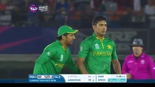 ICC #WT20 New Zealand vs Pakistan - Match Highlights