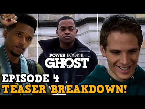 Power Book II: Ghost 1x04 'EPISODE 4 PROMO BREAKDOWN' Does Monet Know About Ghost?