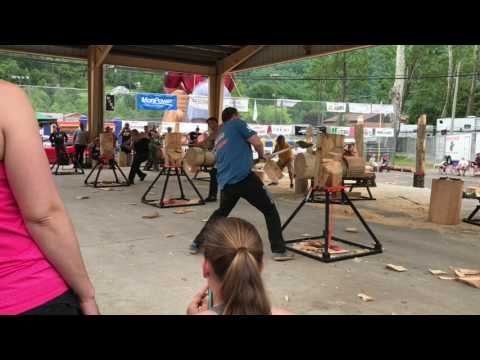 5.27.17 Day 3 Webster County Woodchopping Festival