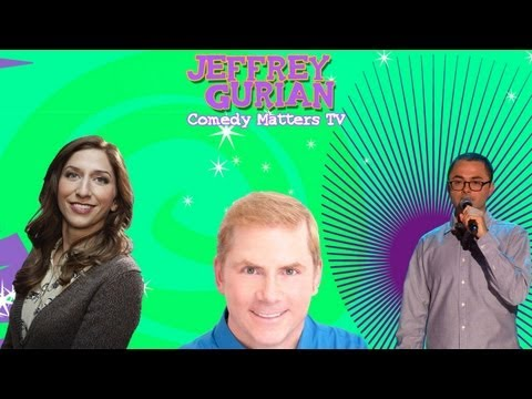 Chelsea Peretti, Tom Cotter, Joe Mande and Weird Girl at JFL