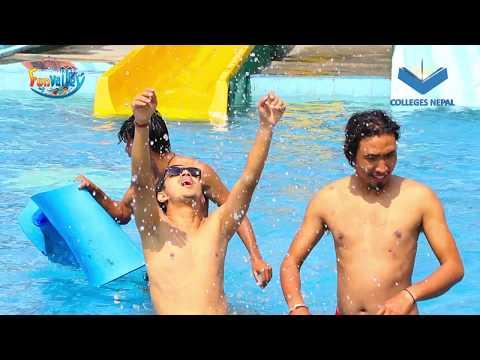 (Saturday Fun at Kathmandu Fun Valley - Duration: 2 minutes, 10 seconds.)