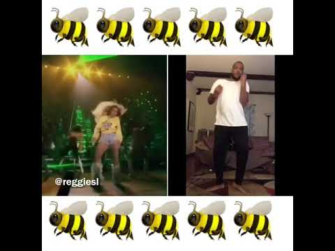 Beyonce Coachella Dance Break