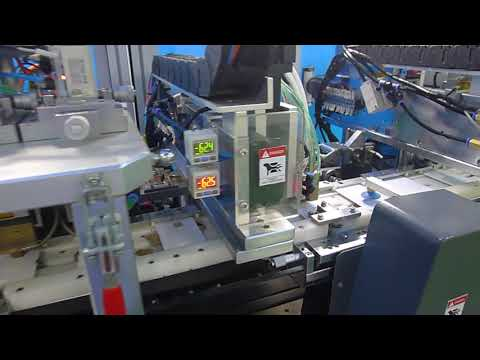 Dual Interface Smart Card Milling&Embedding Solution