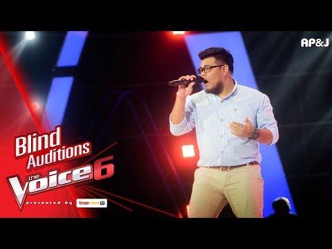 ตัวต่อ - ร้ายก็รัก - Blind Auditions - The Voice Thailand 6 - 19 Nov 2017