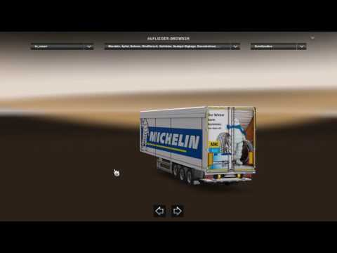 Rudis Skin Pack for Kraker Trailer 1.27