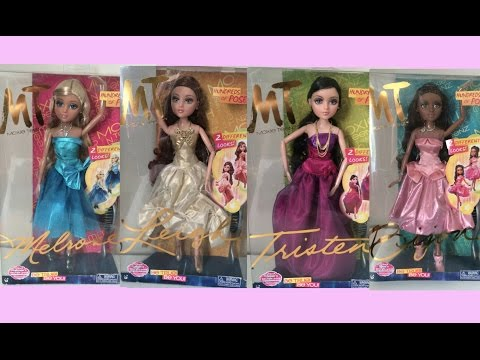 *~* My MOXIE TEENZ DOLLS COLLECTION *~* Beautiful 14