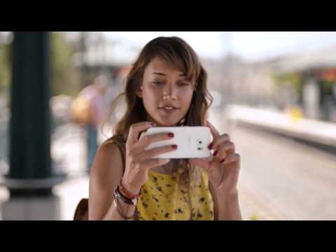 Samsung Galaxy S6 Edge - amerykańska reklama