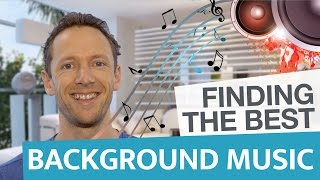 Video Background Music for Videos: The Best Royalty Free Sites! MP3, 3GP, MP4, WEBM, AVI, FLV Agustus 2018