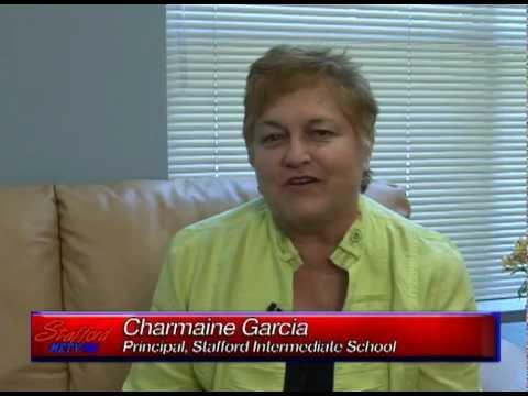 Spartan Spotlight - Principal Charmaine Garcia