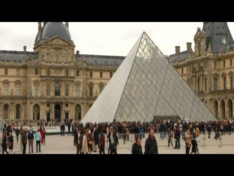 Rekordjahr des Louvre: Mehr als 10 Millionen Besucher