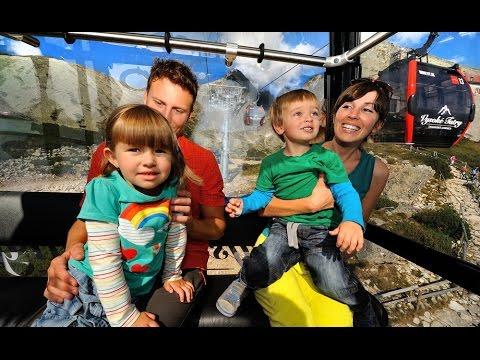 Rodinnná dovolenka vo Vysokých Tatrách