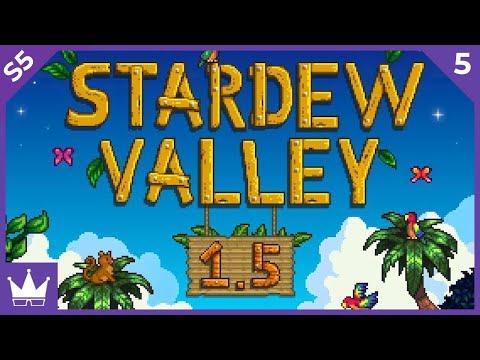 Twitch Livestream | Stardew Valley: Season 5 Ep. 5 w/ Tina! [PC]