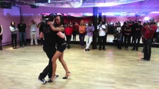 Kizomba Isabelle and Felicien *M&NPRO - As long as you love me (remix Justin Bieber)*
