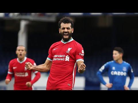 محمد صلاح يغرد منفردًا في صدارة ترتيب هدافي الدوري الإنجليزي