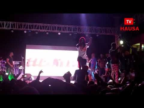 Rudebwoy Ranking, Performing the Hit song Pain Dem, Elevation Time Album Launch