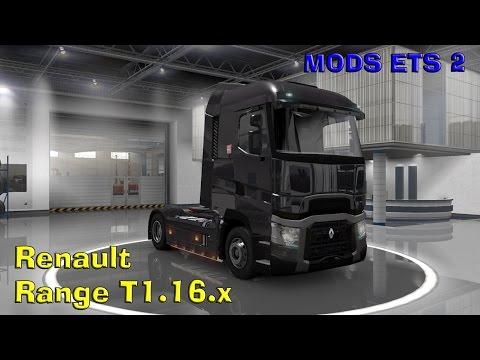 Renault Range T  1.16.x