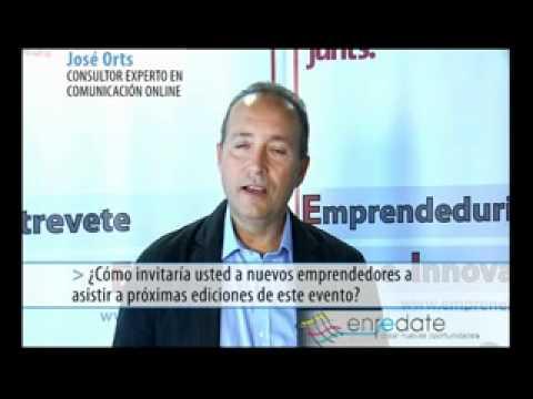 D. José Orts, consultor experto en Comunicación Online