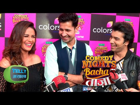 Ssharad Malhotra, Sumit Vyas And Mona Singh Are Fr