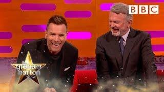 Video Ewan McGregor on being recognised as Obi-Wan Kenobi: The Graham Norton Show 2016   Extra - BBC One MP3, 3GP, MP4, WEBM, AVI, FLV Februari 2018
