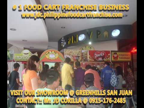 #1 Foodcart Food Cart Franchise Franchising Business Philippines