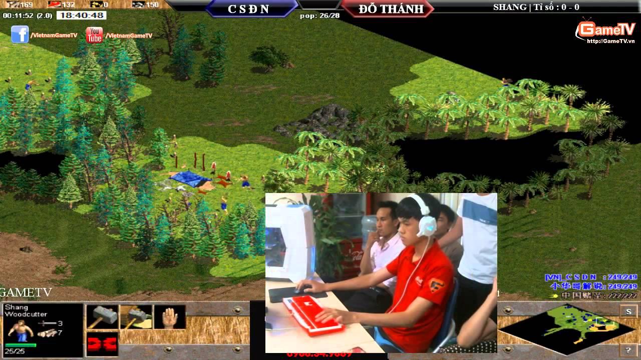 Solo Shang | Chim Sẻ Đi Nắng  vs Đỗ Thánh  (23-6-2015) BLV: Tuấn Tiền Tỉ