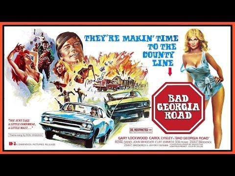 Bad Georgia Road (1977) VHS Trailer - Color / 2:37 mins