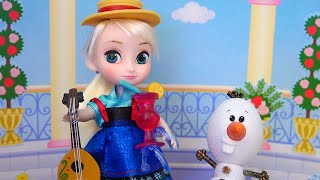 Video Super Cute ! Toys and Dolls Fun Pretend Play with Elsa and Anna Toddlers | SWTAD MP3, 3GP, MP4, WEBM, AVI, FLV Juni 2019