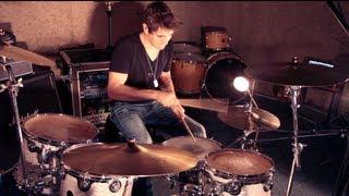 Get Lucky - Daft Punk - David Cannava drum cover