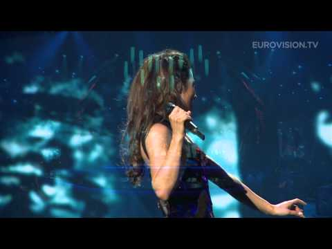 second - powered by: http://www.eurovision.tv Zlata Ognevich is a very beloved celebrity in Ukraine. She is no stranger in the Eurovision Song Contest. Her first atte...
