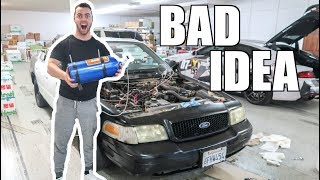 WE PUT A $700 NITROUS KIT ON A $700 CAR!!! by Vehicle Virgins