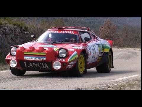 Rallye Orange Ventoux Classic VHC 2015