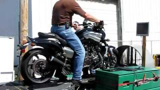 5. 2009 yamaha v-max 185+hp