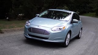 14/11/2014 Ford Focus Electric 2015