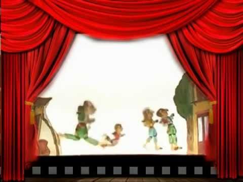 Θέατρο Σκιών- Θθ- Γλώσσα Α΄ Δημοτικού