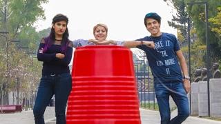 EL MEJOR  FLIP CUP CHALLENGE  | RETO POLINESIO LOS POLINESIOS