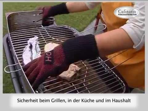 Der culinario Grillhandschuh jetzt bei Danto.de