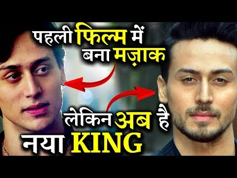 Tiger Shroff Is Now New King Of Bollywood
