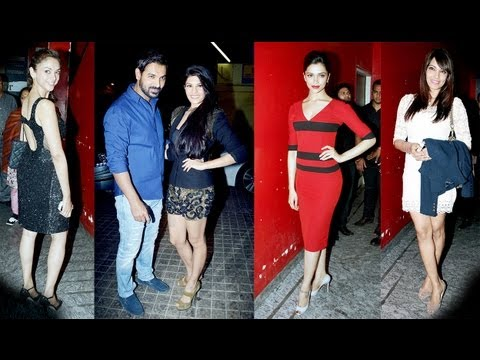 'Race 2' Special Screening