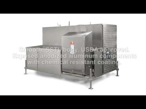 Sanitary 2-EZ SB RTE Case Erector